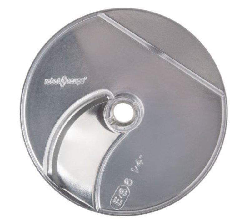 Robot Coupe Snijschijf | Robot Coupe 28196 | Ø6mm