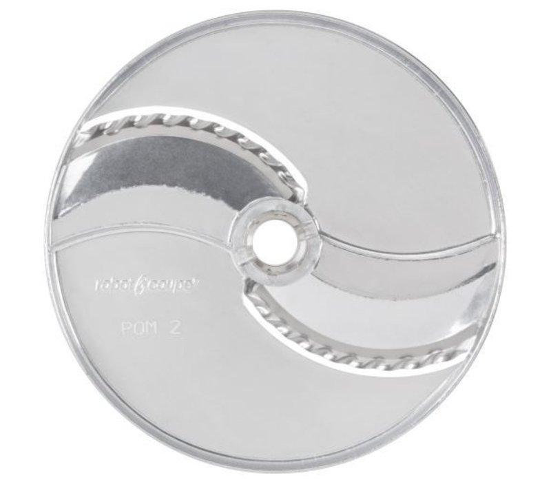 Robot Coupe Wellplatten | Robot Coupe 27068 | Ø2mm