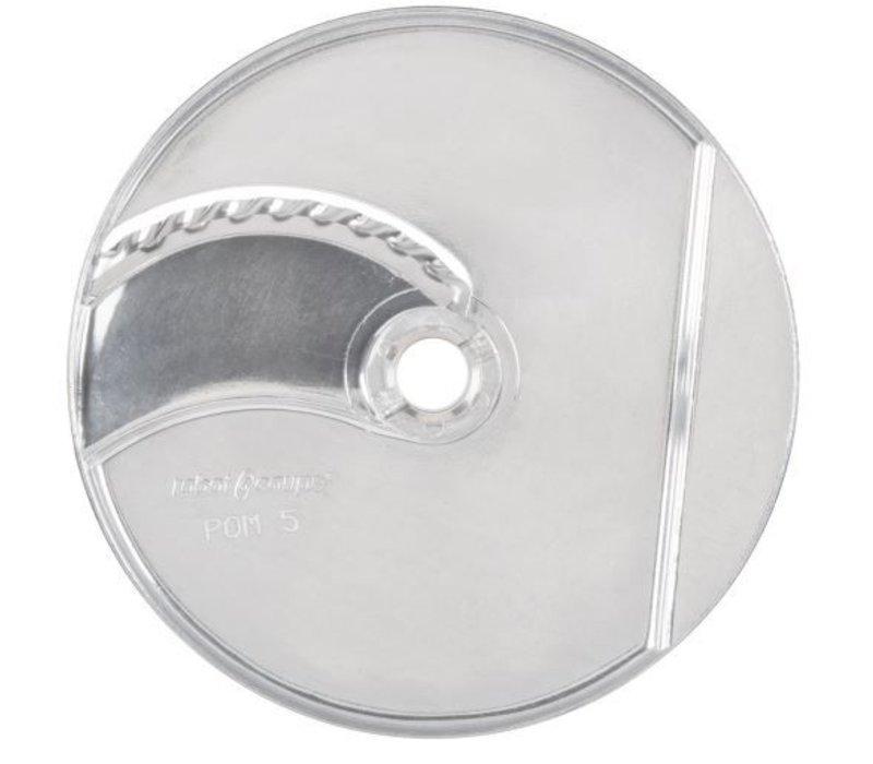 Robot Coupe Gegolfde Schijf | Robot Coupe 27070 | Ø5mm
