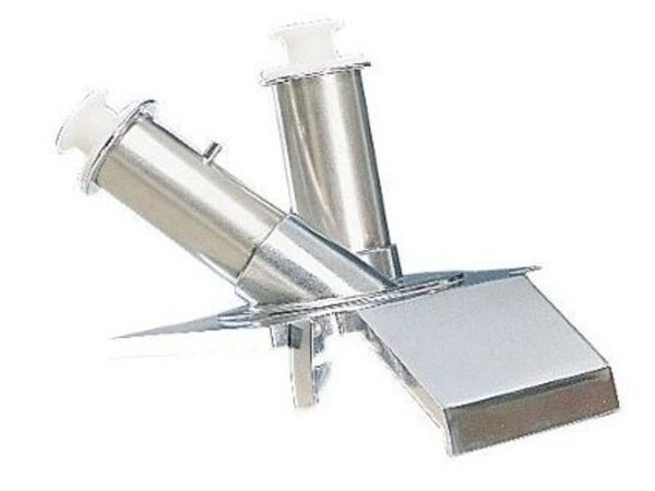 Robot Coupe Flow Gutter with Straight and Inclined Tube serving CL60 | Robot Coupe 28157