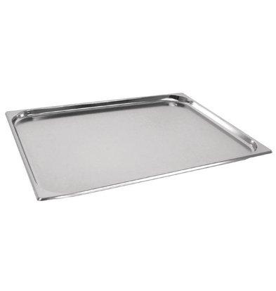 XXLselect GN Bakken 2/1 Gastronorm | 20 mm Diep | 5,4 liter | 650x530mm