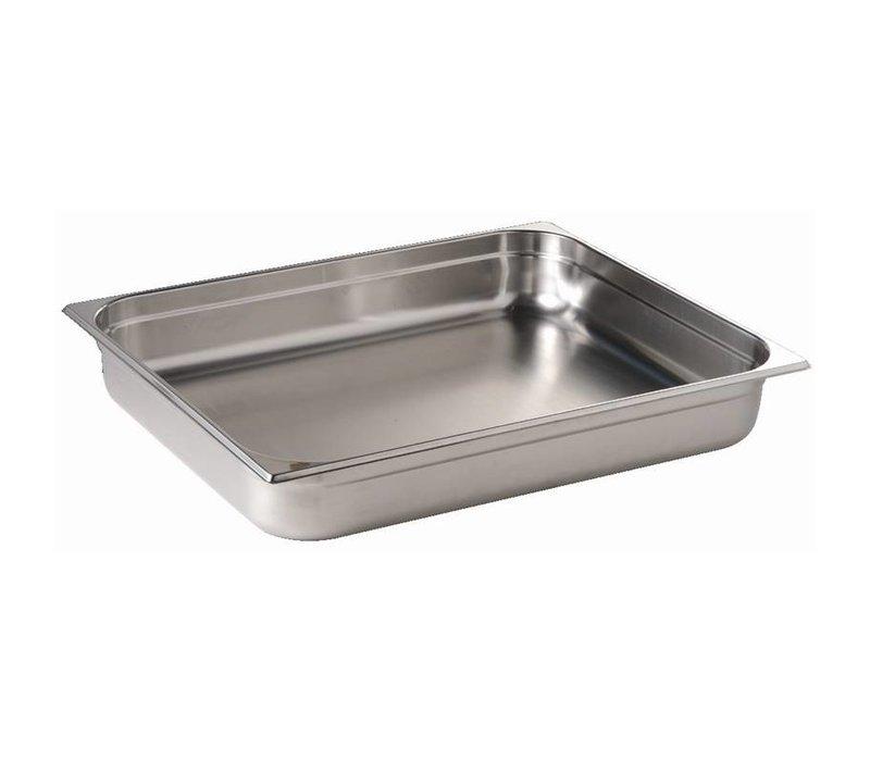 XXLselect GN Baking 2/1 - GN, 65 mm, 19 liters | 650x530mm