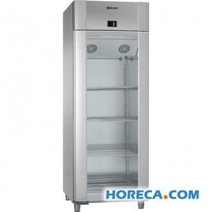 Gram Refrigerator Stainless Steel / Stainless Steel with Glass Door | Gram ECO TWIN KG 82 CCG L2 4N | 614L | 820x785x2125 (h) mm