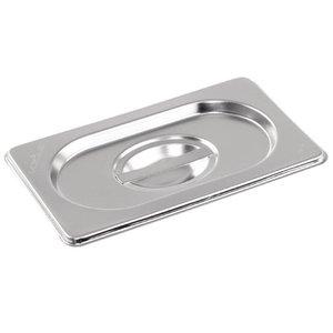 XXLselect Gastronorm- Deckel s / uitsp. 1/9