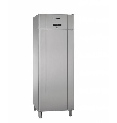 Gram Bakery Refrigerator Stainless Steel + Dry Operation | Gram BAKER M 610 RG L2 10B | 583L | 695x868x2010 (h) mm
