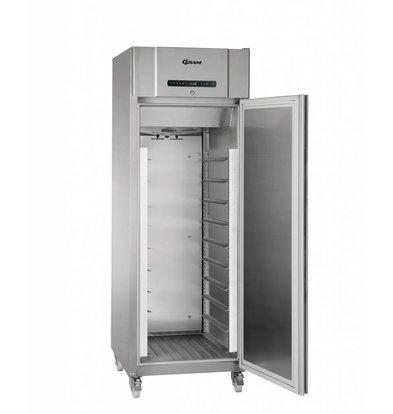 Gram Bakery Freezer Stainless Steel | Gram BAKER F 610 RG L2 10B | 583L | 695x868x2010 (h) mm