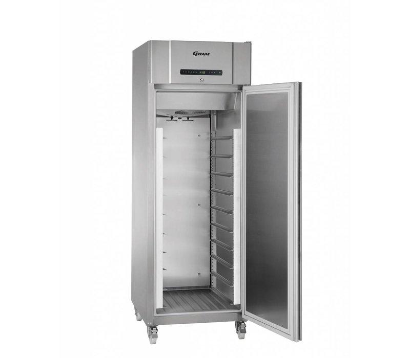Gram Bäckerei Gefrierschrank Edelstahl | Gram BAKER F 610 RG L2 10B | 583L | 695x868x2010 (h) mm