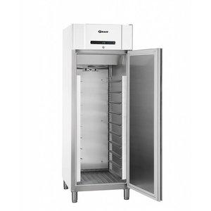 Gram Bakery Freezer White | BAKER F 610 grams LG L2 10B | 583L | 695x868x2010 (h) mm