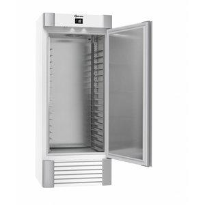 Gram Bakery Freezer White | Gram BAKER F 625 LCG 20B | 603L | 820x771x2000 (h) mm