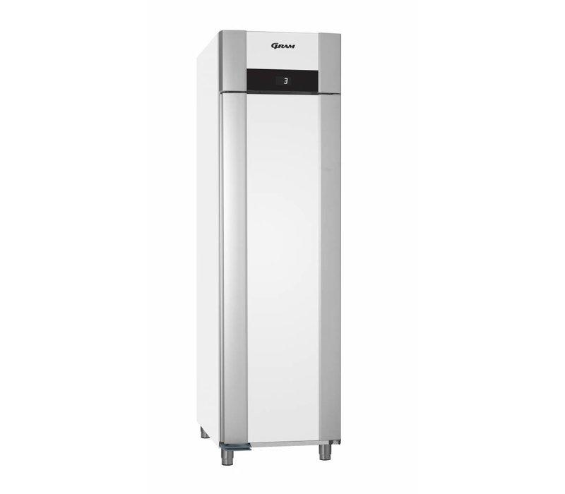 Gram Bakery Refrigerator White   Gram BAKER M 550 LCG L2 25B   465L   600x855x2125 (h) mm