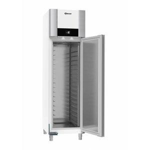 Gram Bakery Freezer White | Gram BAKER F 550 LCG L2 25B | 465L | 600x855x2125 (h) mm