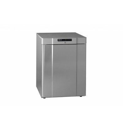Gram Refrigerator Stainless steel substructure | Gram COMPACT K 210 RG 3N | 125L | 595x640x830 (h) mm