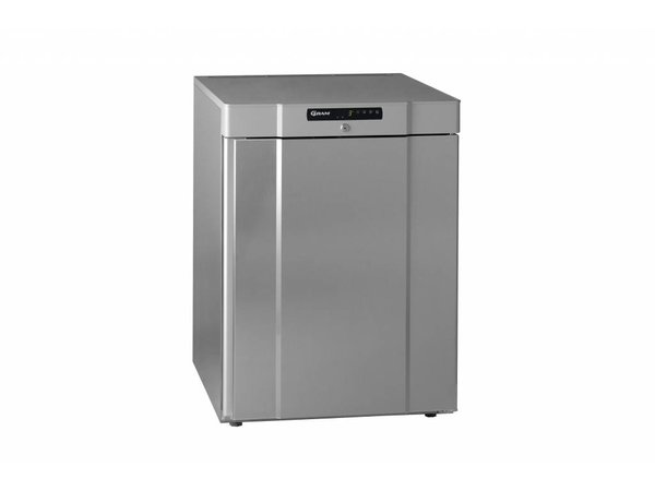 Gram Refrigerator Stainless steel substructure   Gram COMPACT K 210 RG 3N   125L   595x640x830 (h) mm