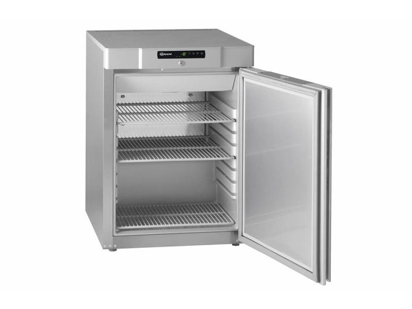 Gram Freezer Stainless steel substructure | Gram COMPACT F 210 RG 3N | 125L | 595x640x830 (h) mm