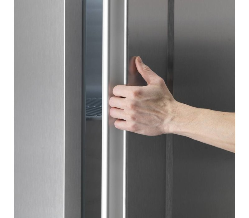 Gram Bakery Refrigerator Stainless Steel + Dry Operation | Gram BAKER M 610 RG L2 10B | 583L | 695x868x2010 (h) mm