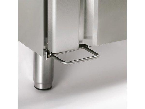 Gram Roll-in Koelkast RVS   Gram BAKER M 1500 CBG   1422L   880x1088x2330(h)mm