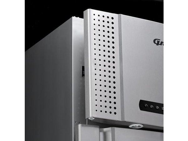 Gram Pet Gefrierschrank Edelstahl | Gram BAKER F 1500 CBG | 1422L | 880x1088x2330 (h) mm