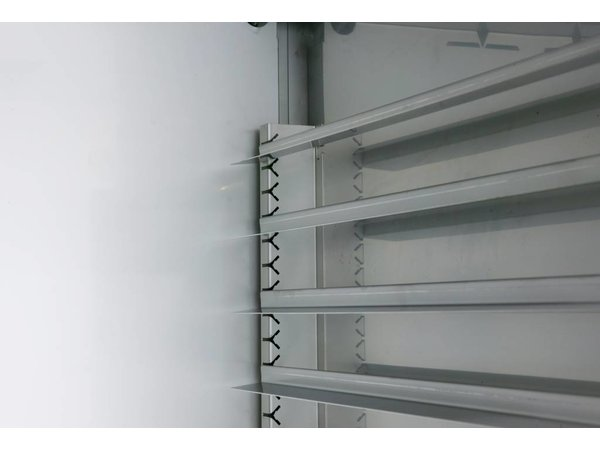 Gram Bakery Freezer Stainless Steel | BAKER F 550 grams CCG L2 25B | 465L | 600x855x2125 (h) mm
