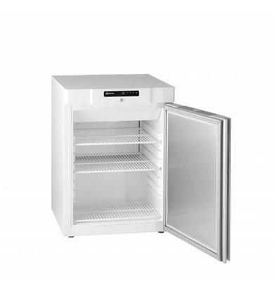 Gram Unterbau Gefrierschrank Weiß | Gram COMPACT F 210 LG 3W | 125L | 595x640x830 (h) mm
