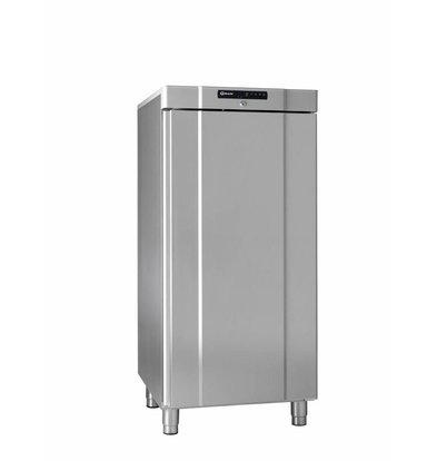 Gram Horeca Kühlschrank Edelstahl | Gram COMPACT K 310 RG L1 4N | 218L | 595x640x1300 (h) mm