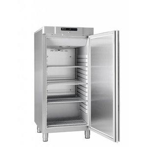 Gram Horeca Freezer Stainless Steel   Gram COMPACT F 310 RG L1 4N   218L   595x640x1300 (h) mm