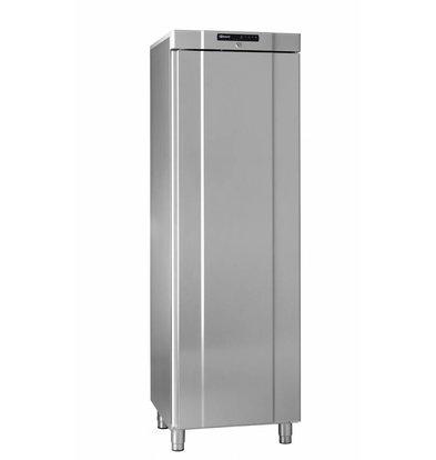 Gram Horeca Kühlschrank Edelstahl | Gram COMPACT K 410 RG L1 6N | 346L | 595x640x1875 (h) mm