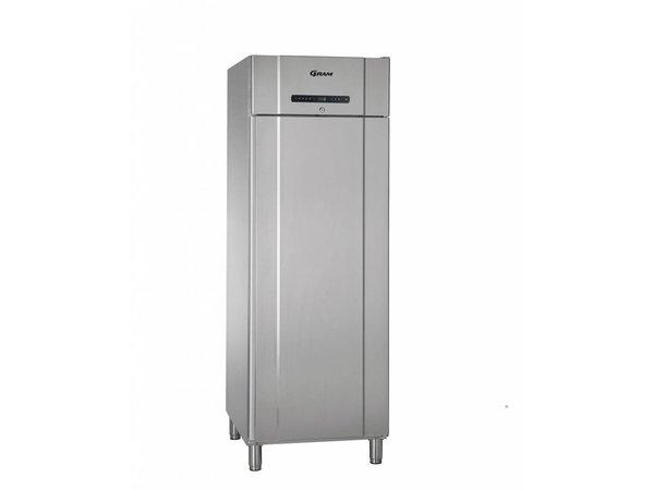 Gram Horeca Kühlschrank Edelstahl | Gram COMPACT K 610 RG L2 4N | 583L | 695x868x2010 (h) mm