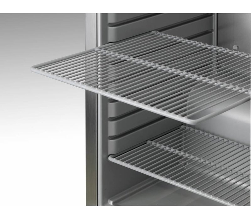 Gram Substructure Refrigerator Stainless Steel with Glass Door | Gram COMPACT KG 210 RG 3W | 583L | 695x868x2010 (h) mm