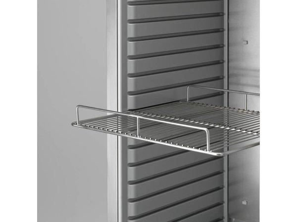 Gram Horeca Gefrierschrank Vario Silber | Gram ECO MIDI F 60 RAG 4N | 407L | 600x771x2000 (h) mm