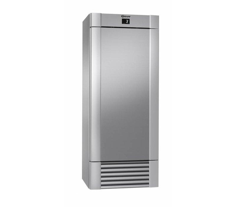 Gram Horeca Refrigerator Stainless Steel | Gram ECO MIDI K 82 CCG 4S | 603L | 820x771x2000 (h) mm