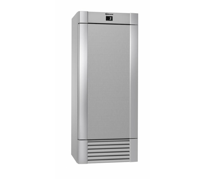 Gram Horeca Kühlschrank Vario Silber | Gram ECO MIDI K 82 RAG 4N | 603L | 820x771x2000 (h) mm
