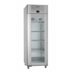 Gram Display Refrigerator Vario Silver / ALU   Gram ECO PLUS 70 KG RAG L2 4N   477L   700x905x2125 (h) mm