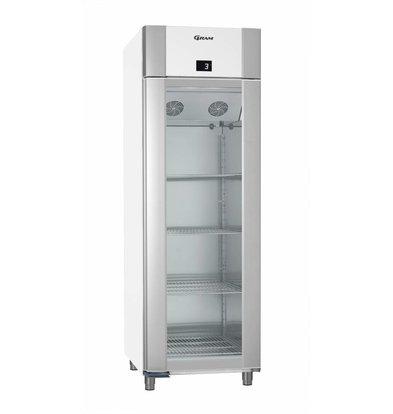 Gram Anzeige Kühlschrank Weiß / SS | Gram ECO PLUS 70 KG LCG L2 4N | 477L | 700x905x2125 (h) mm