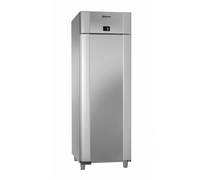 Gram Horeca Kühlschrank SS + Tiefe Kühlung | Gram ECO PLUS M 70 CCG L2 4N | 477L | 700x905x2125 (h) mm