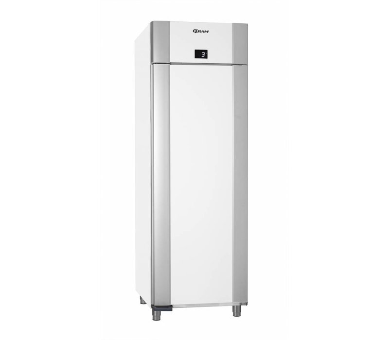 Gram Horeca Kühlschrank Weiß | Gram ECO PLUS K 70 L LAG 4N | 610L | 700x905x2125 (h) mm