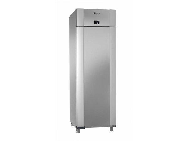 Gram Horeca Kühlschrank Edelstahl   Gram ECO PLUS K 70 CCG L 4N   ENERGIESPAR   477L   700x905x2125 (h) mm