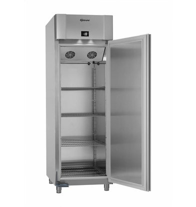 Gram Horeca Freezer Vario Silver | Gram ECO PLUS F 70 RAG L2 4N | ENERGY EFFICIENT | 477L | 700x905x2125 (h) mm
