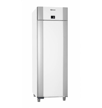 Gram Refrigerator White + Depth Cooling | Gram ECO PLUS M 70 LCG L2 4N | ENERGY EFFICIENT | 477L | 700x905x2125 (h) mm