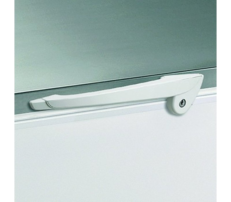 Gram Freezer with stainless steel lid   Gram CF 61 S   607L   1700x730x860 (h) mm