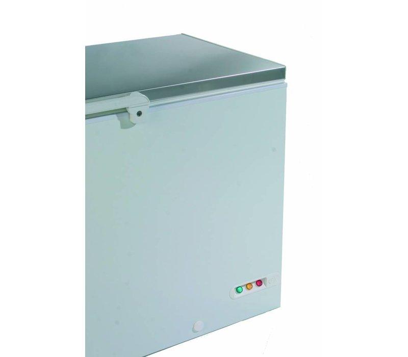 Gram Gefrierschrank mit Edelstahldeckel | Gram CF 61 S | 607L | 1700x730x860 (h) mm