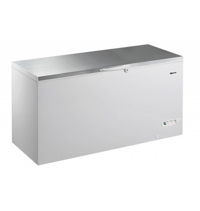Gram Freezer with stainless steel lid | Gram CF 61 S | 607L | 1700x730x860 (h) mm