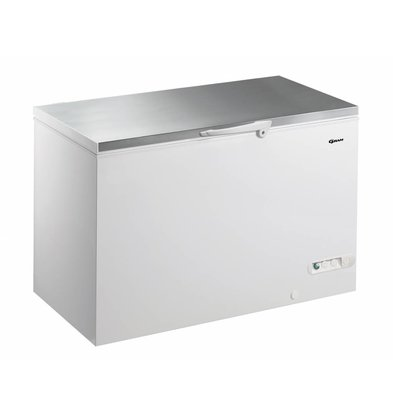 Gram Gefrierschrank mit Edelstahldeckel | Gram CF 45 S | 447L | 1300x730x860 (h) mm