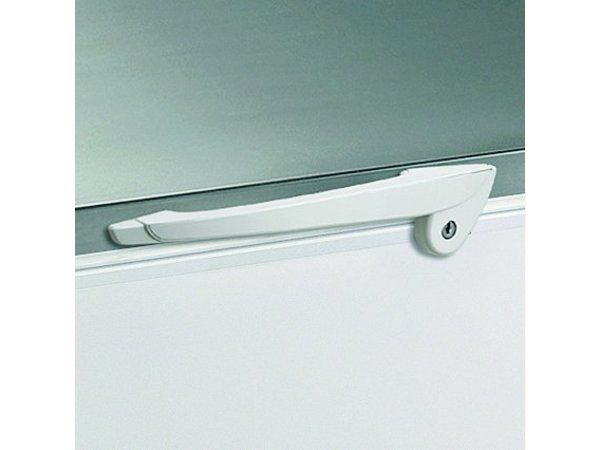 Gram Freezer with stainless steel lid | Gram CF 35 S | 347L | 1050x730x860 (h) mm