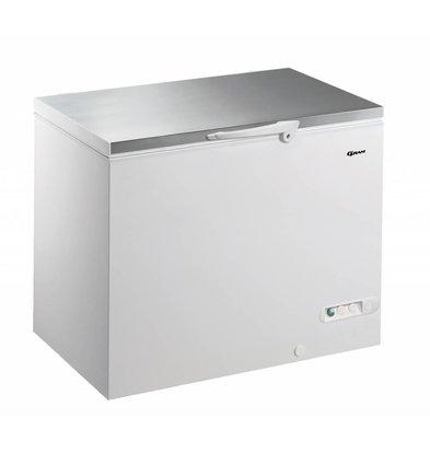 Gram Gefrierschrank mit Edelstahldeckel | Gram CF 35 S | 347l | 1050x730x860 (h) mm