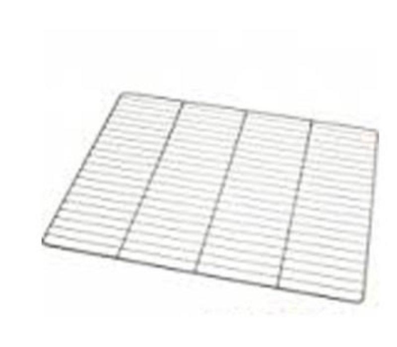 Gram Stainless Steel Wire Shelf | Gram 81-879-9963 | 650x530mm