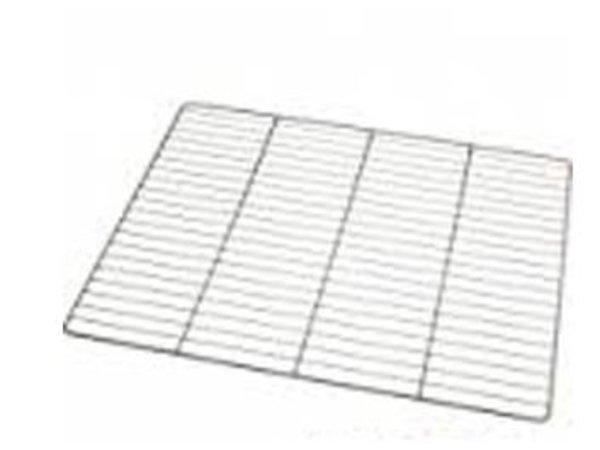 Gram Edelstahl-Draht-Regal   Gram 76-508-0240   600x800mm