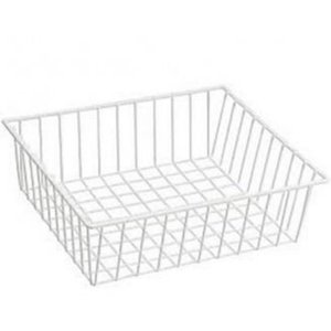 Gram Wire Basket White | Gram 81-872-1029 | 486x301x216mm