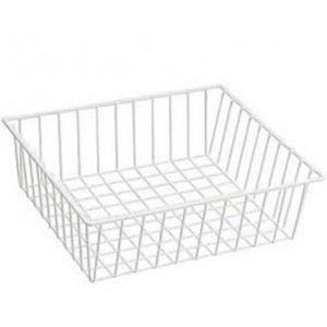 Gram Wire Basket White   Gram 81-872-1022   486x433x140mm