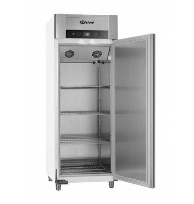 Gram Horeca Freezer White   Gram SUPERIOR TWIN F 84 LAG L2 4S   614L   840x785x2125 (h) mm