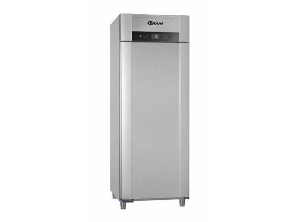 Gram Horeca Koelkast Vario Silver   Gram SUPERIOR TWIN K 84 RAG L2 4S   614L   840x785x2125(h)mm